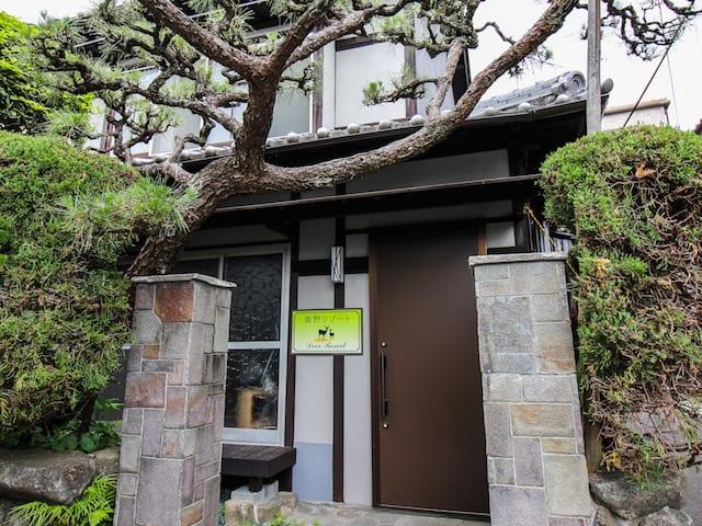 鹿野リゾート 玄関口