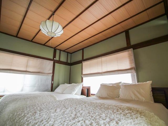 鹿野リゾート 寝室