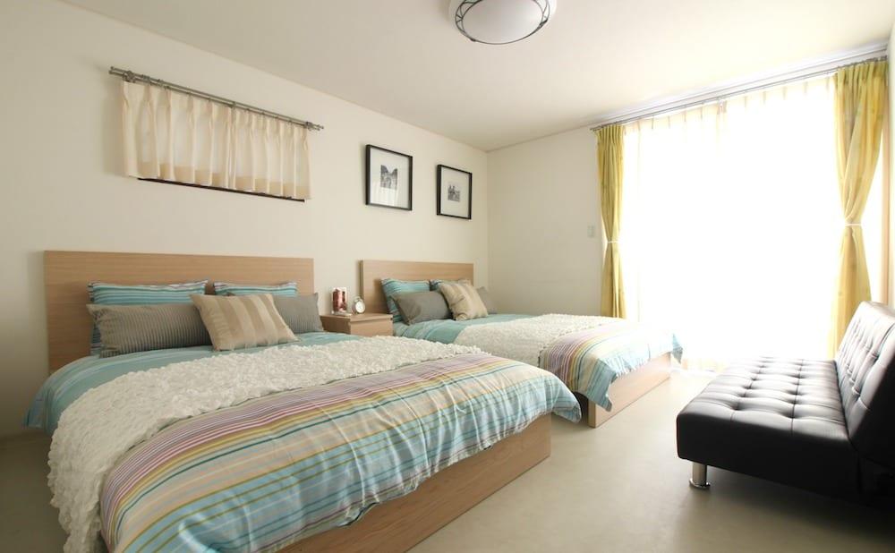 お部屋プロデュース例 ベッドの写真